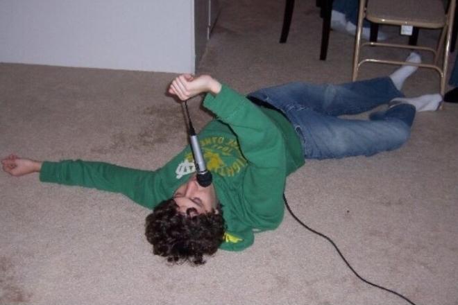 Croaky Drunk