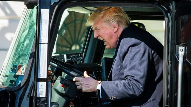 Cocksplat Driving Firetruck